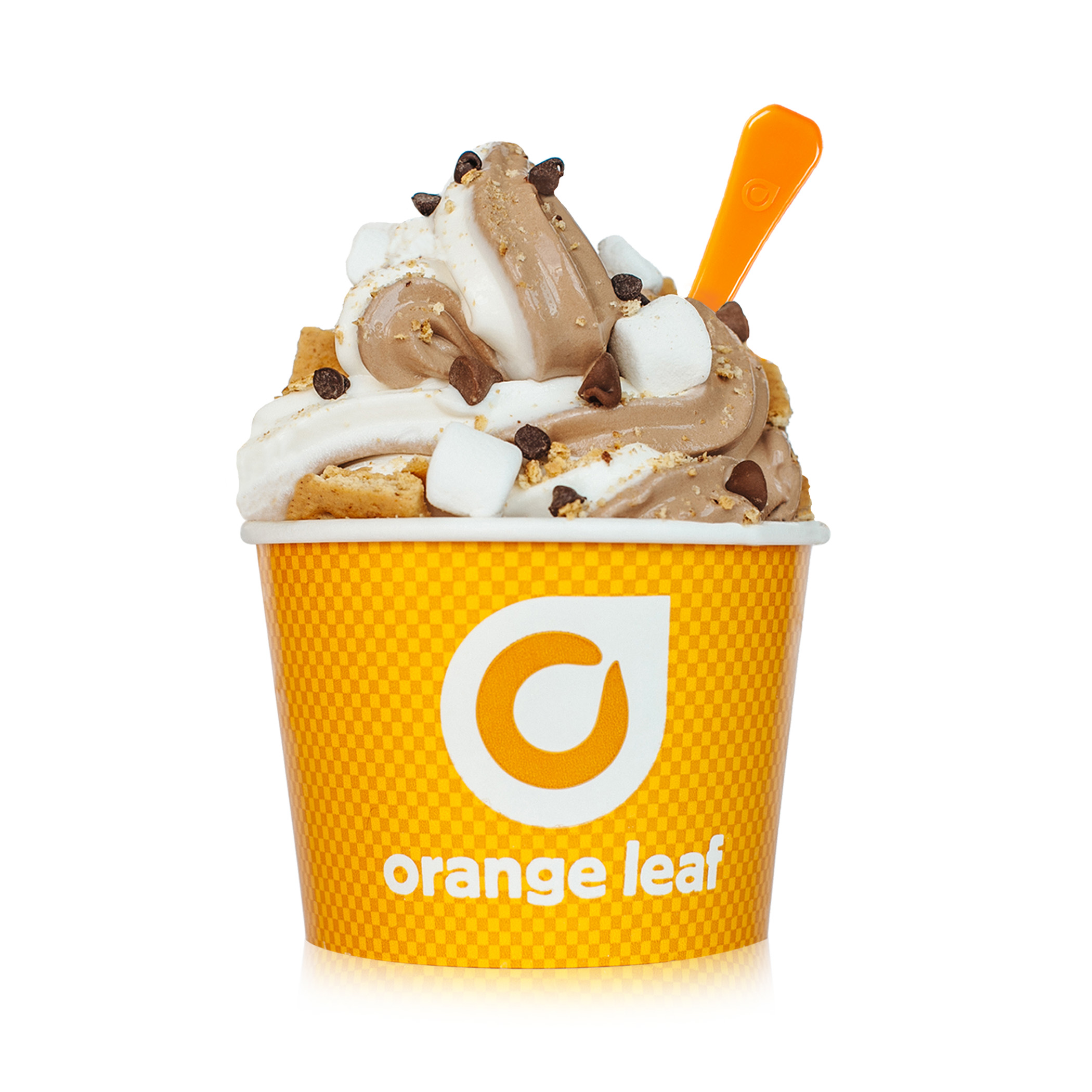 The International Frozen Yogurt Association Orange Leaf Frozen